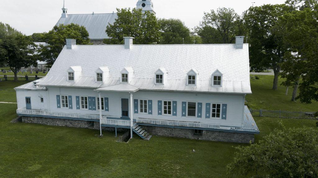 Presbytere de Saint-Michel-de-Bellechasse