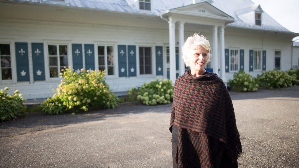 Sylvie Lauzon - Presbytere de Saint-Michel-de-Bellechasse